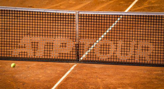 ATP Tour sign