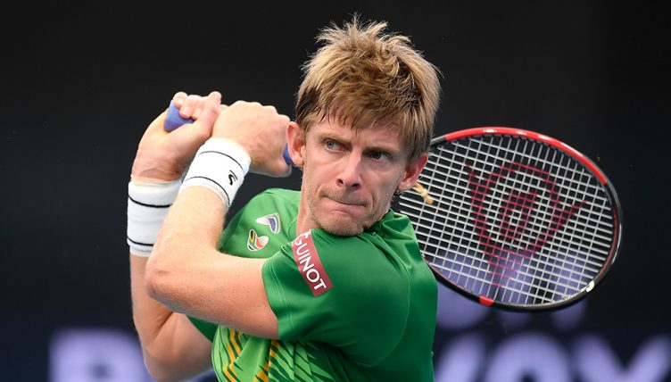 Kevin Anderson backhand