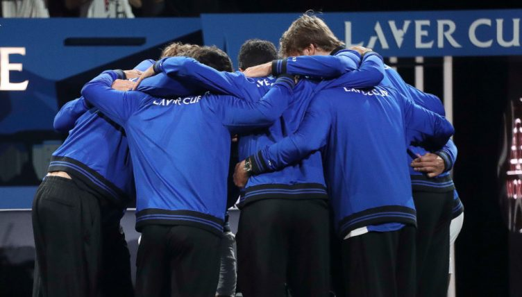 Laver Cup 2021 Teams