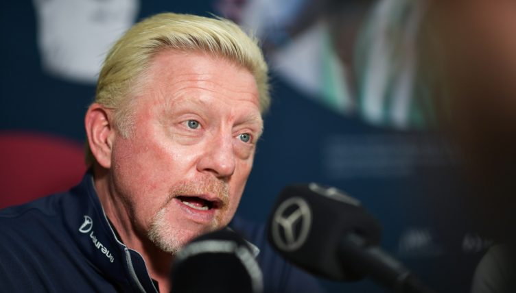 Boris Becker interview