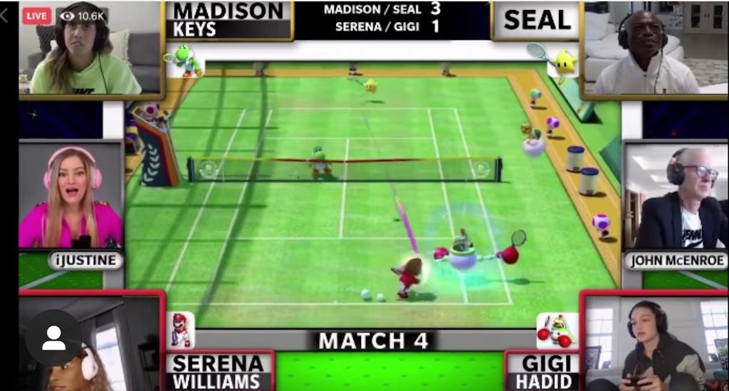 IMG Tennis Super Mario Tennis Aces