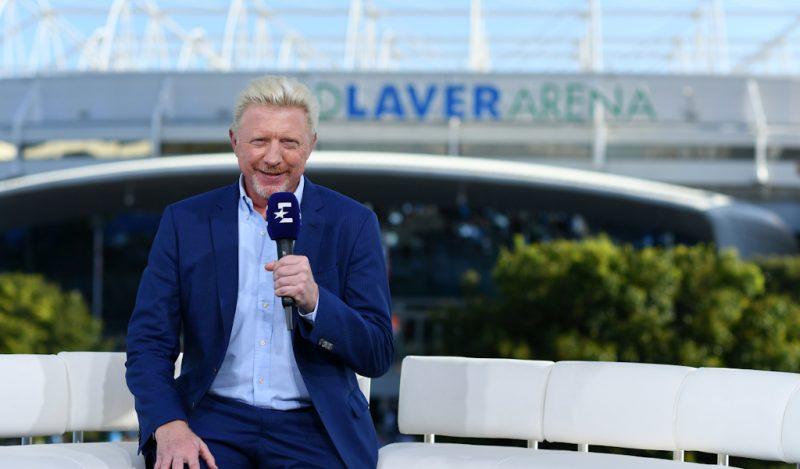 Boris Becker Eurosport