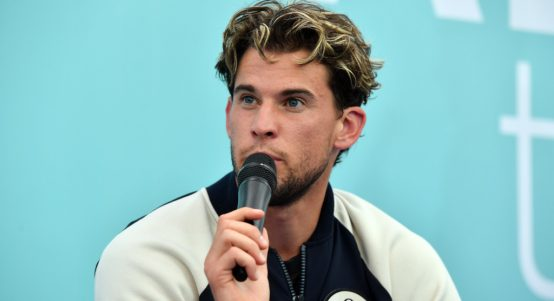 Dominic Thiem press conference