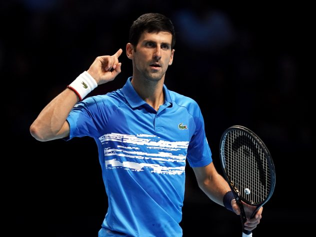 Novak Djokovic faced severe criticism over the staging of the Adria Tour