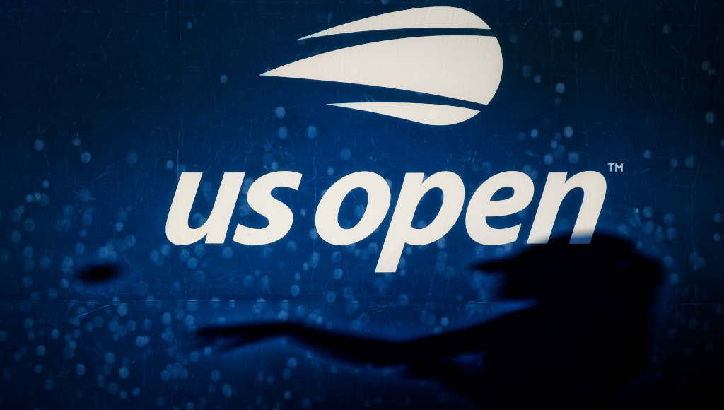 US Open shadow