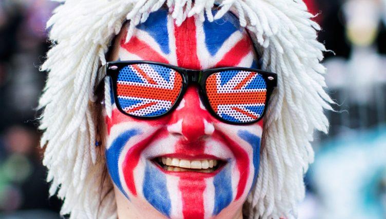 British flag Union Jack