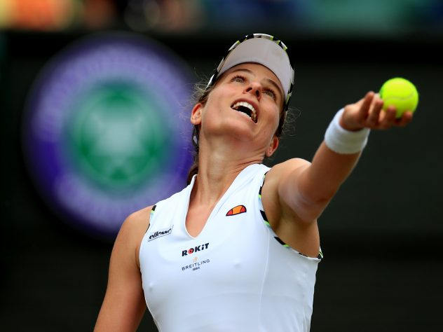 British number one Johanna Konta is hopeful the US Open will go ahead as planned in New York2019 – Day Eight – The All England Lawn Tennis and Croquet Club