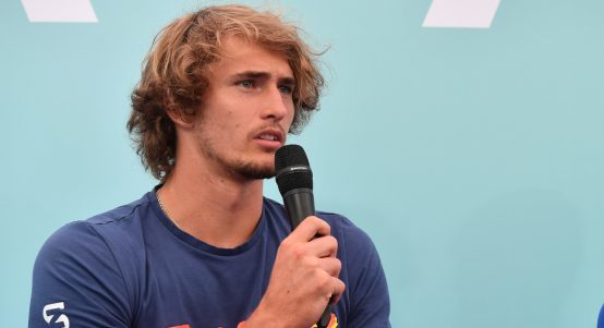 Alexander Zverev interview