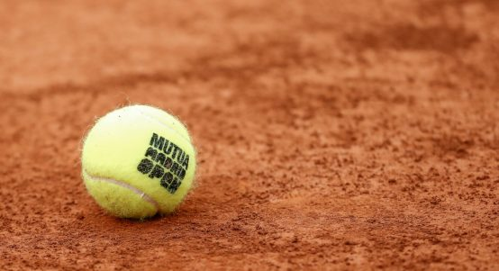 Madrid Open tennis balls