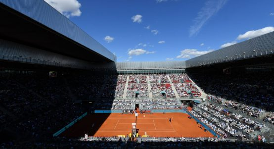 Caja Magica Madrid Open