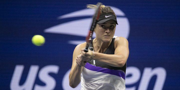 Elina Svitolina at US Open