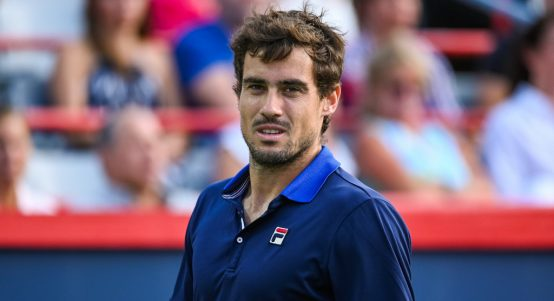 Guido Pella unimpressed