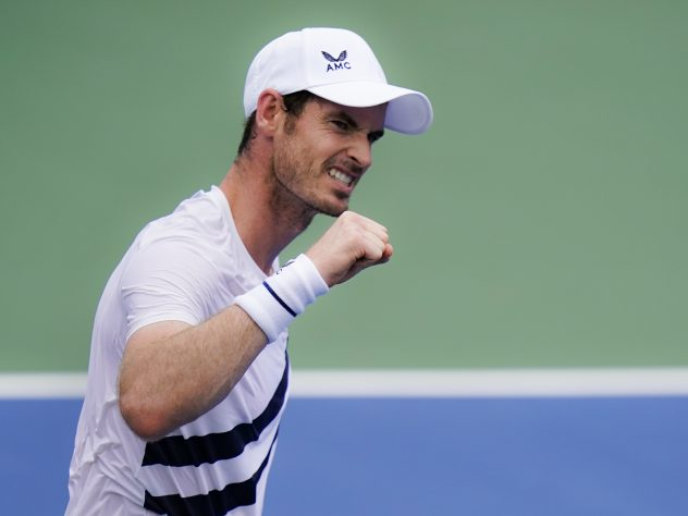 Andy Murray defeated Frances Tiafoe and Alexander Zverev in the build-up to the US Open