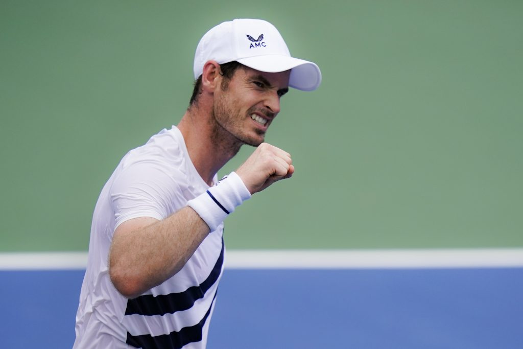 Andy Murray delighted