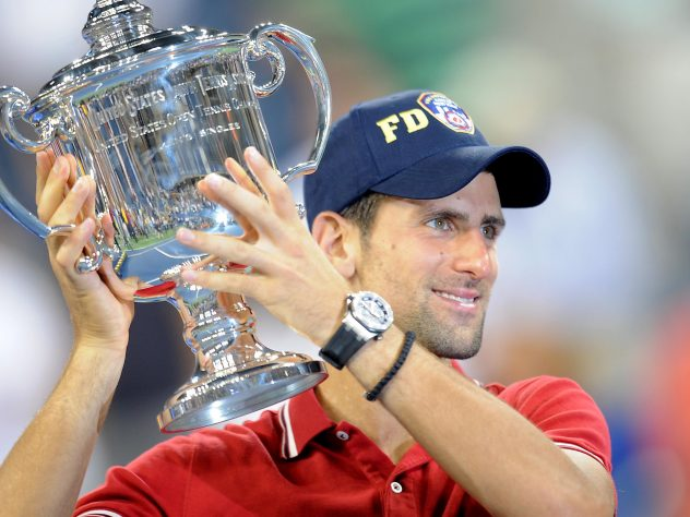 Novak Djokovic will target his fourth US Open victory