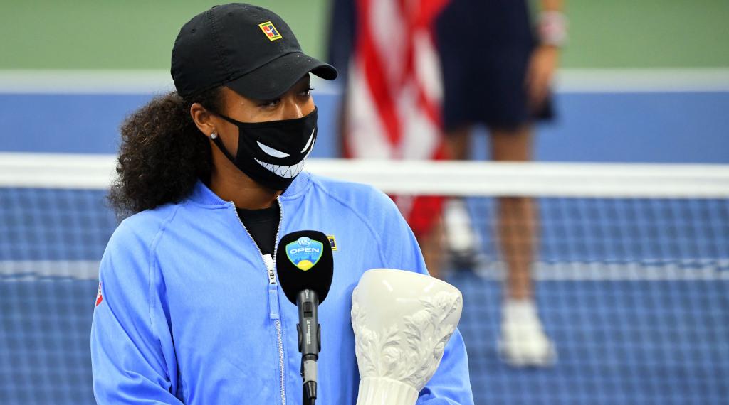 Naomi Osaka at Western & Southern Open