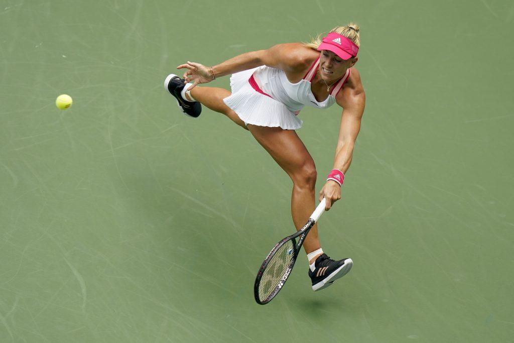Angelique Kerber forehand