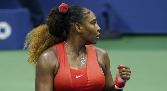 Serena Williams vowed to relish every moment of her quest for an elusive and record-equalling 24th Grand Slam singles title after edging her way into the second round of the US Open.