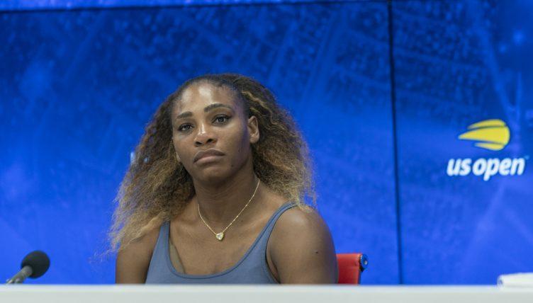 Serena Williams press conference