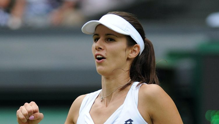 Tsvetana Pironkova delighted