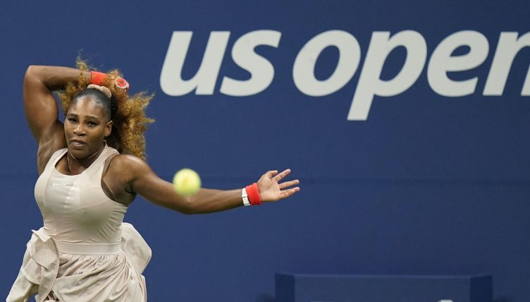 Serena Williams forehand