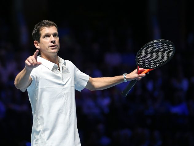 Tim Henman saw positives in the performance of British players at the US Open