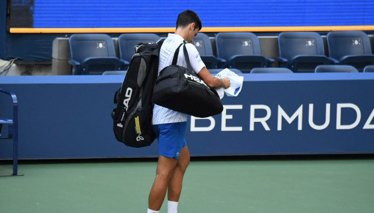 Comment Novak Djokovic Cannot Play Victim This Time And Needs To Accept Responsibility For Petulance Tennis365 Com