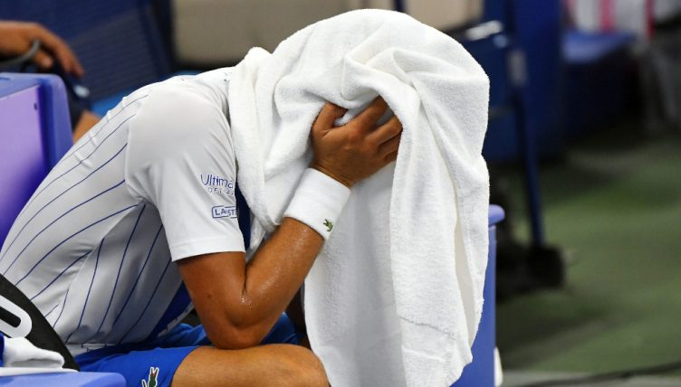 This Is A Dark Moment Boris Becker Gives His Verdict As Novak Djokovic Is Kicked Out Of Us Open Tennis365 Com