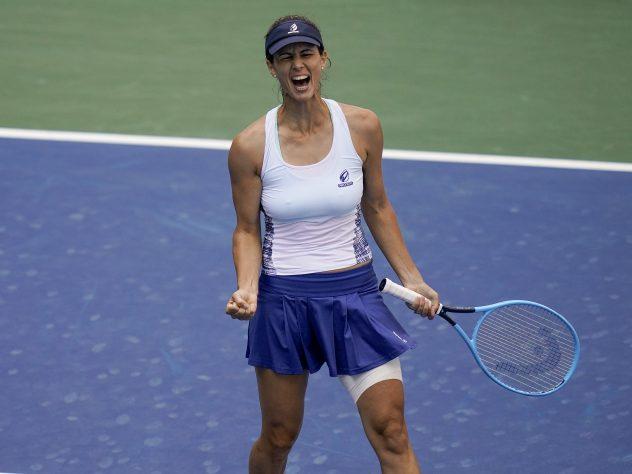 Tsvetana Pironkova is playing her first tournament in three years