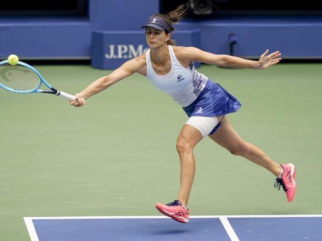Tsvetana Pironkova was playing in her first tournament for three years