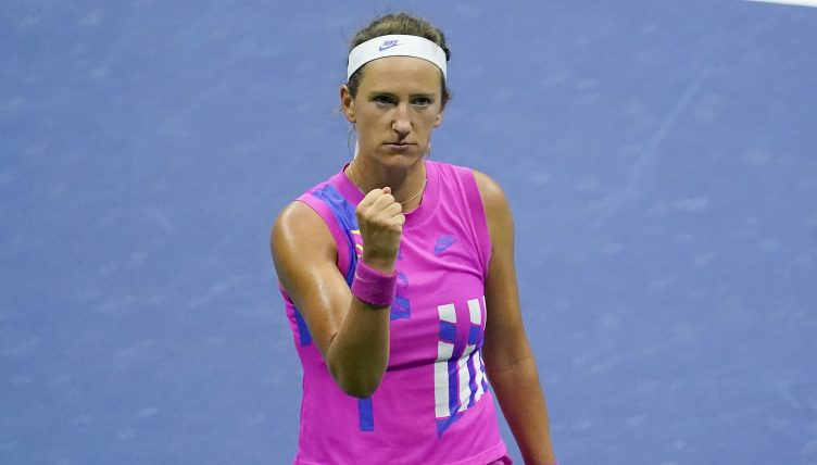 Victoria Azarenka pleased