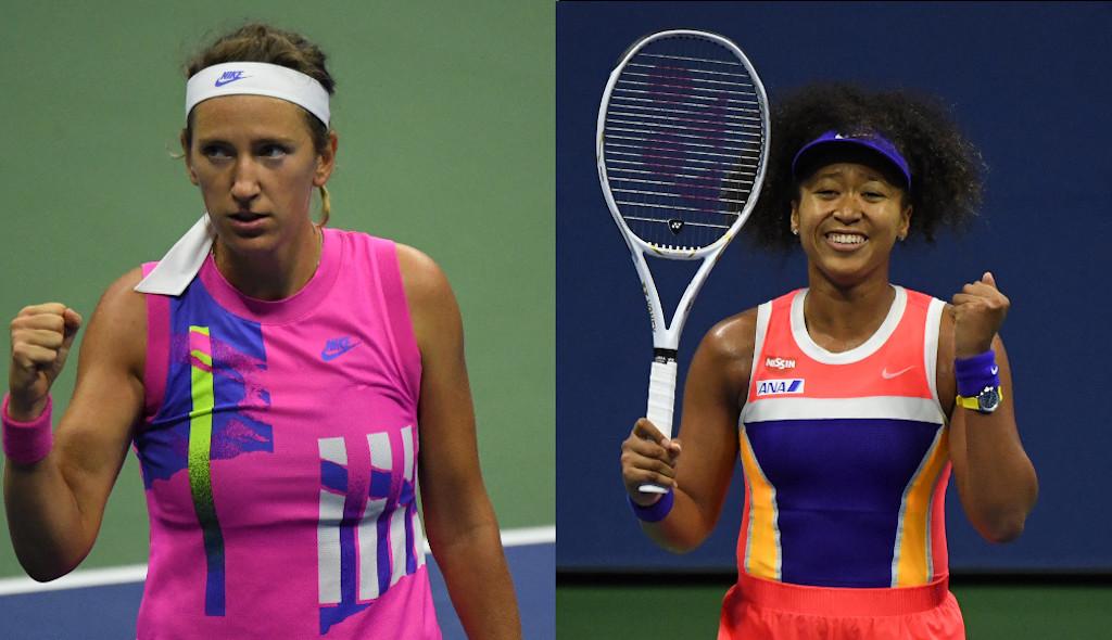 Victoria Azarenka v Naomi Osaka US Open final