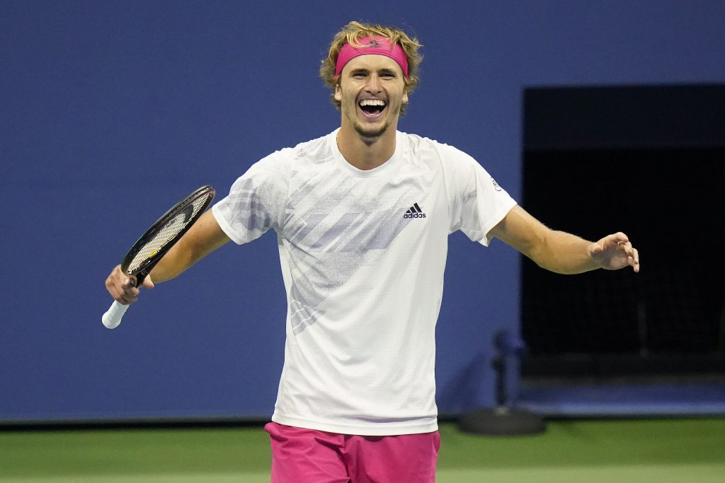 Alexander Zverev delighted