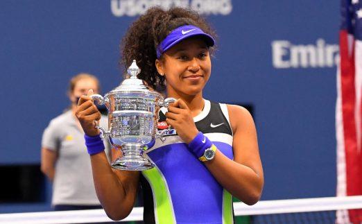 Naomi Osaka 2020 US Open champion