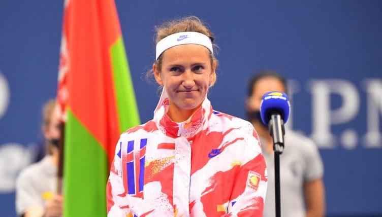 Victoria Azarenka runner-up at 2020 US Open