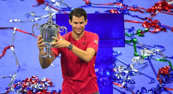 Dominic Thiem crowned 2020 US Open champion