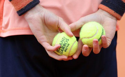 Roland Garros balls