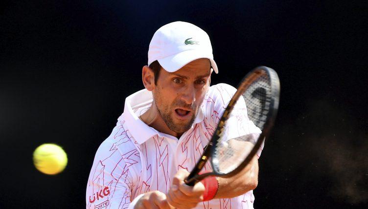 Novak Djokovic Claims Fifth Italian Open Title With Hard Earned Win Over Diego Schwartzman Tennis365 Com