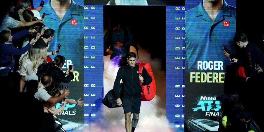Roger Federer's Laver Cup