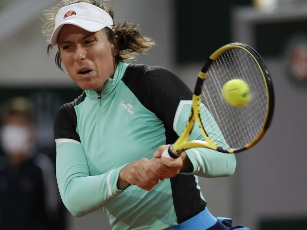 Johanna Konta could not find her form against Coco Gauff