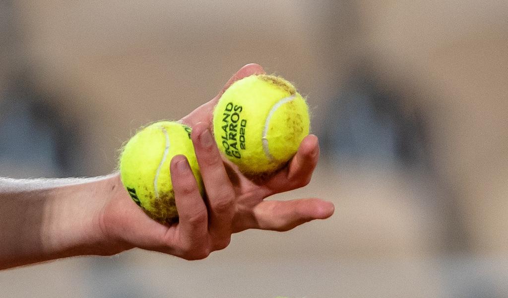 2020 French Open Roland Garros Wilson balls