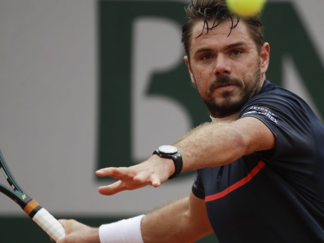 Stan Wawrinka has been in strong form in Paris