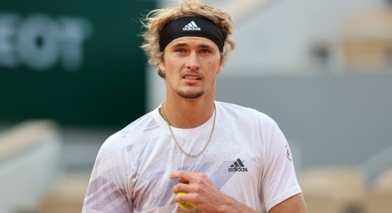 Alexander Zverev looking ahead