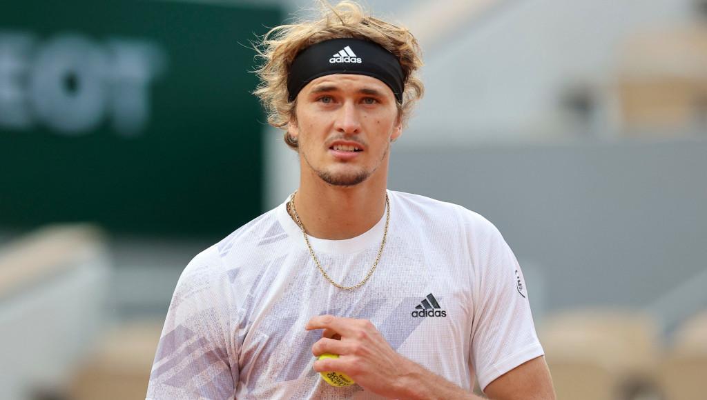 Alexander Zverev looking ahead
