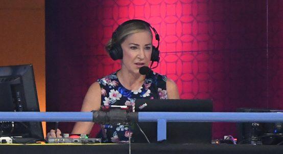 Chris Evert commentator