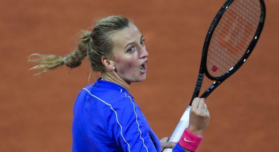 Petra Kvitova delighted
