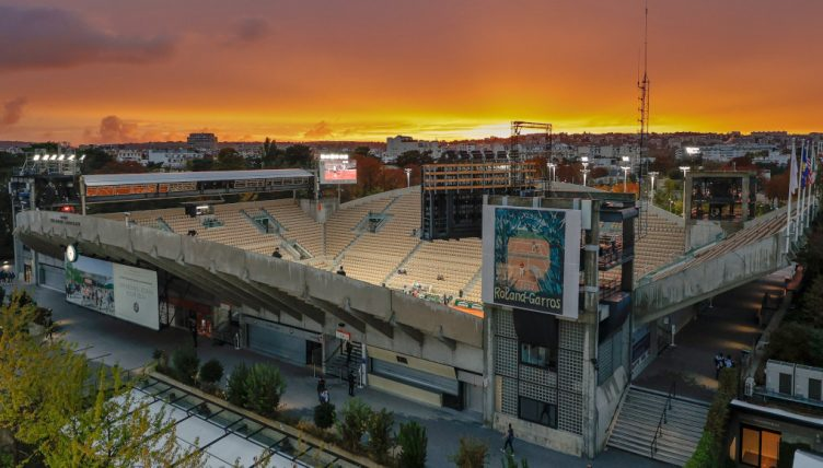 French Open Roland Garros general overview