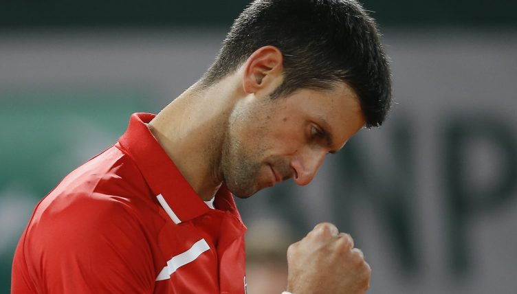 Novak Djokovic pleased
