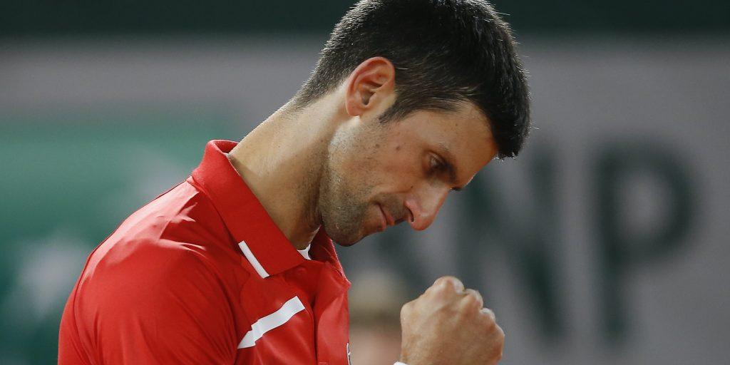 Novak Djokovic pleased