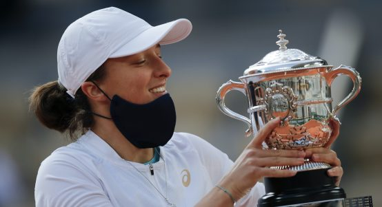 Iga Swiatek French Open champion